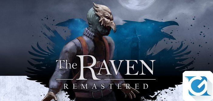 The Raven torna su XBOX One e Playstation 4 a marzo!