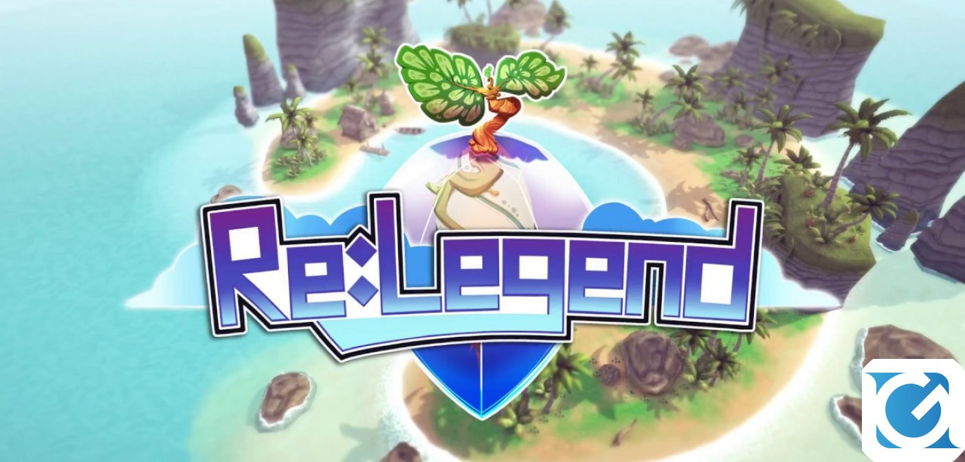 Re:Legend è disponibile in modalità Early Access