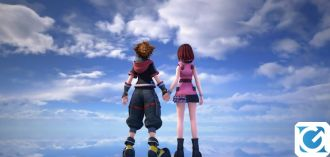 Re Mind per Kingdom Hearts III è disponibile su PS4