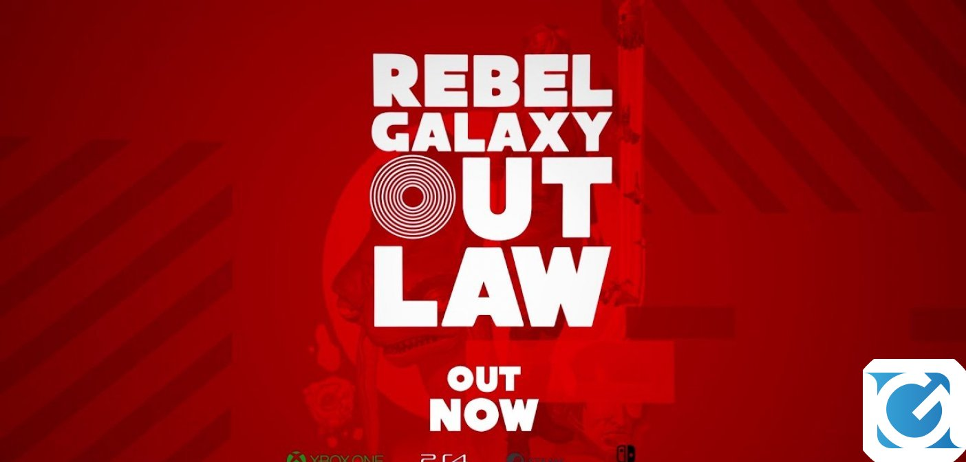 Rebel Galaxy Outlaw è disponibile per PC e console