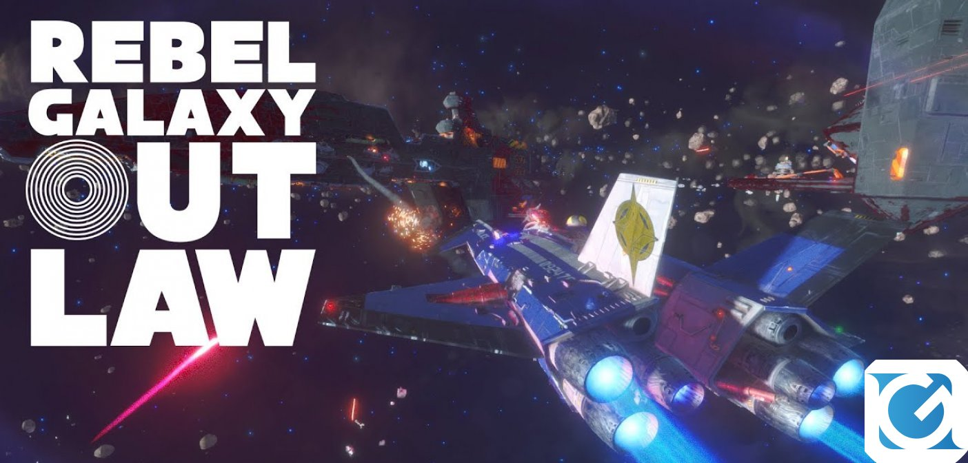 Rebel Galaxy Outlaw ha una data d'uscita