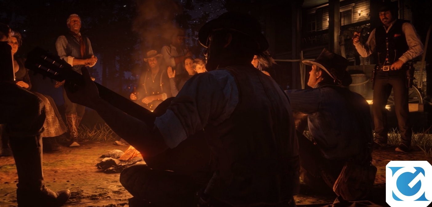 Red Dead Redemption 2 e la sua colonna sonora
