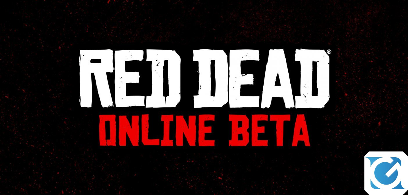 Rockstar Games Annuncia Red Dead Online con una open beta!