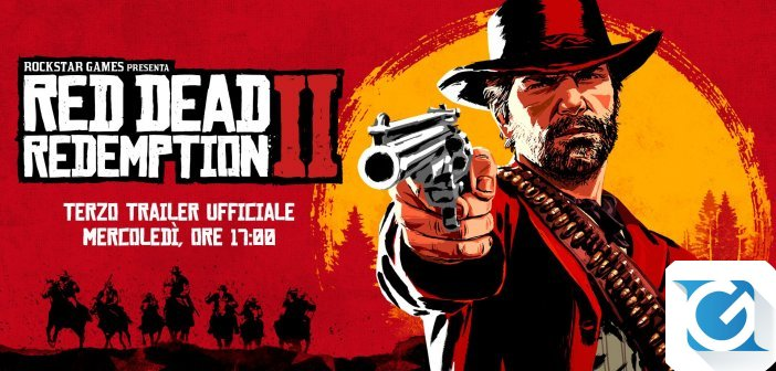 Rockstar ci ricorda del trailer di Red Dead Redemption 2 con un nuovo artwork
