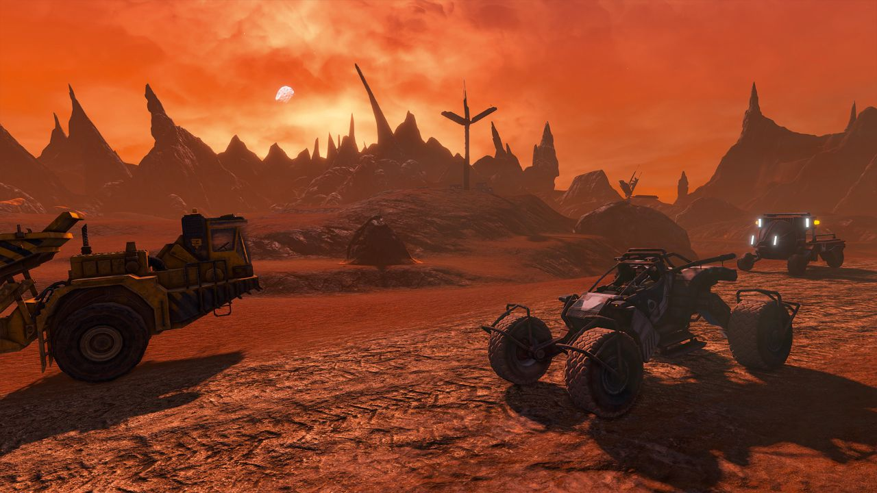 Red Faction Guerrilla Re-Mars-tered