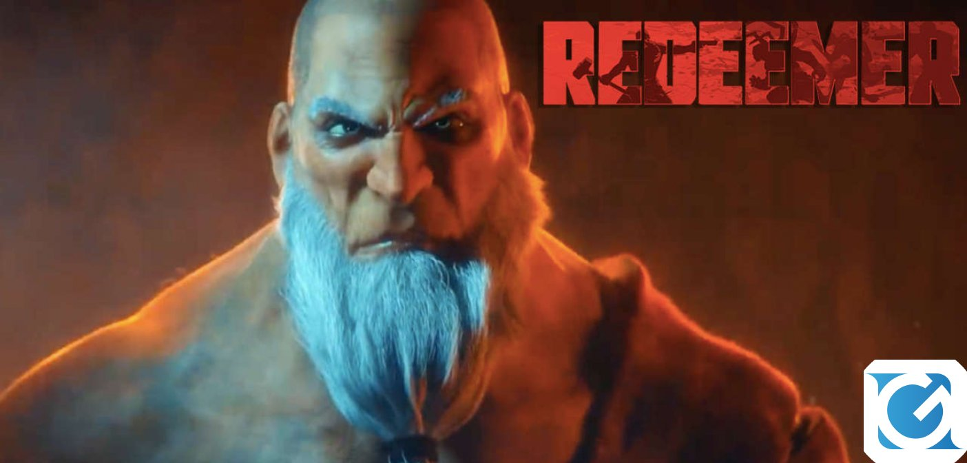 Redeemer: Enhanced Edition arriva il 12 luglio