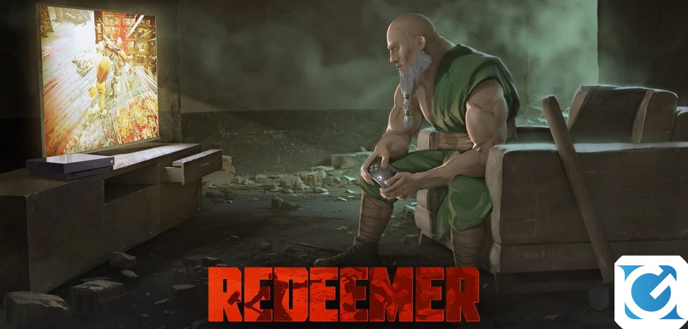 Redeemer: Enhanced Edition arriva il 19 luglio per PC e console