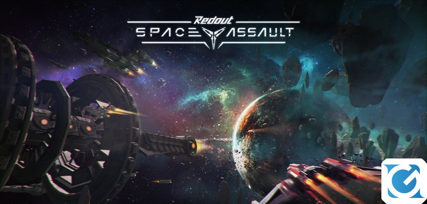 34BigThings ha pubblicato il primo in-game footage per Redout: Space Assault