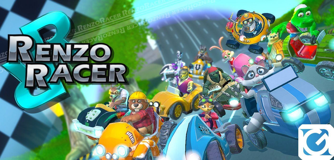 Renzo Racer lascia l'Early Access su Steam