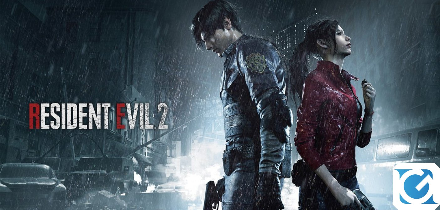 Resident Evil 2 è disponibile per PC e console