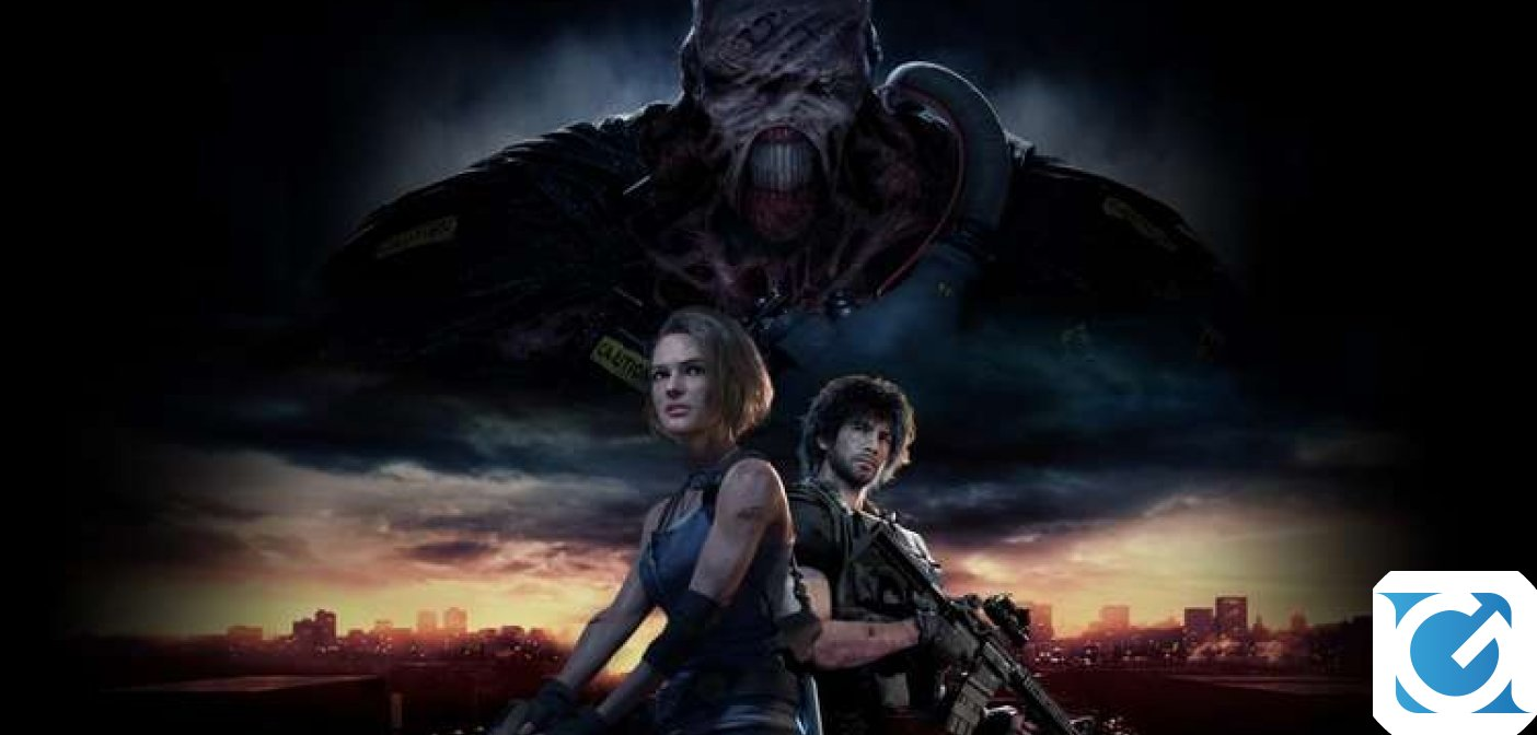 Resident Evil 3 è disponibile su PC e console