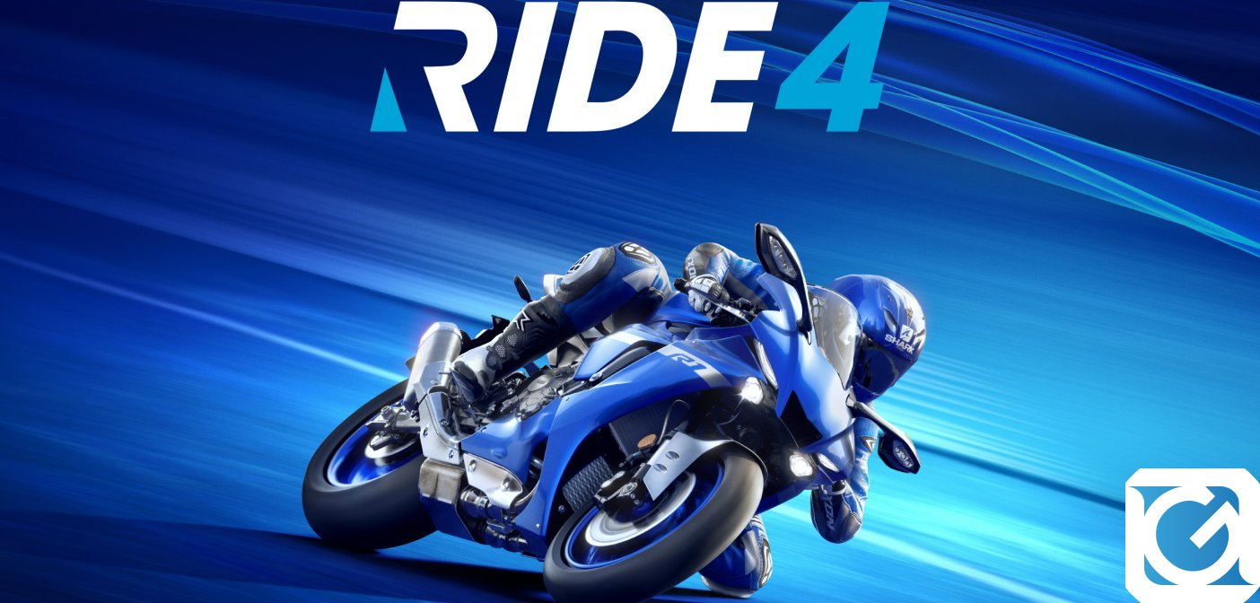 Ride 4 arriverà su Playstation 5 e XBOX Series X