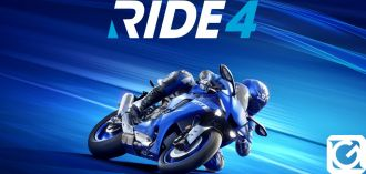 Ride 4 è disponibile su Amazon Luna