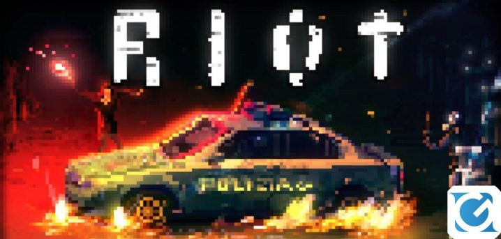 Recensione RIOT: Civil Unrest - Tra manifestanti e polizia