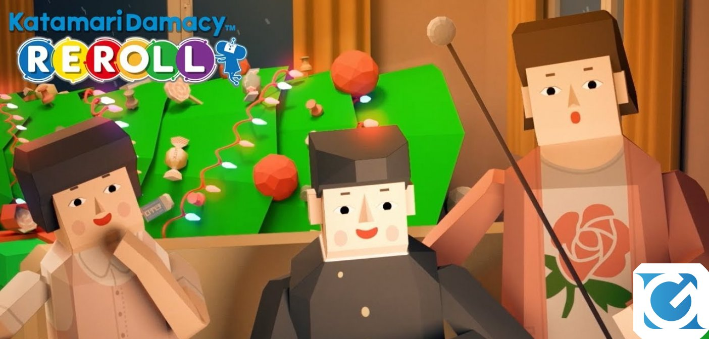 Riporta le stelle nel cielo con Katamari Damacy Reroll, ora disponibile per Playstation 4 e XBOX One