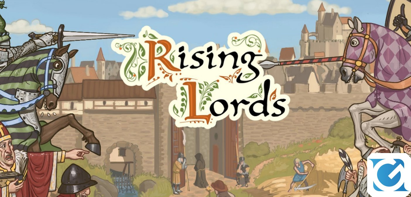 Rising Lords è disponibile su PC tramite Steam