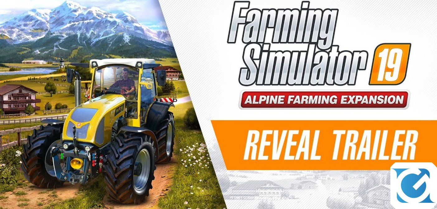 Rivelati i contenuti di Alpine Farming Expansion e della Premium Edition di Farming Simulator 19