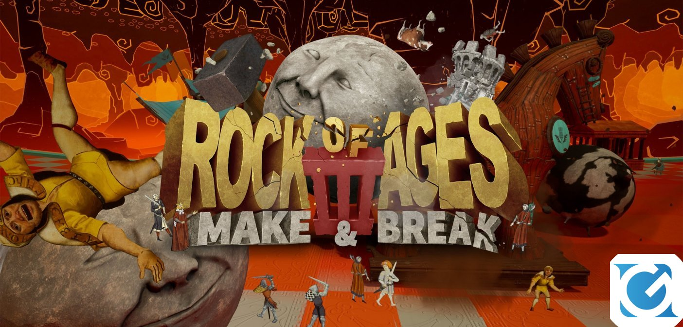 Rock of Ages 3: Make & Break è stato rimandato a luglio