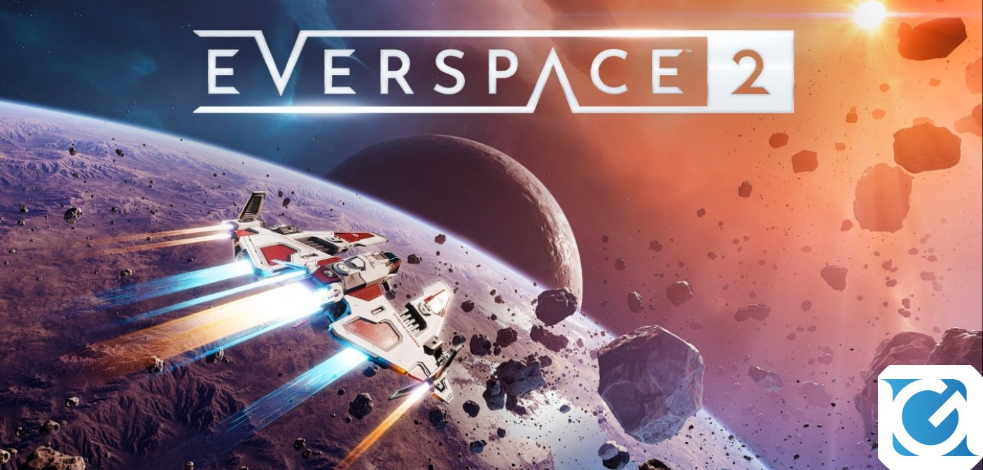 ROCKFISH Games annuncia EVERSPACE 2
