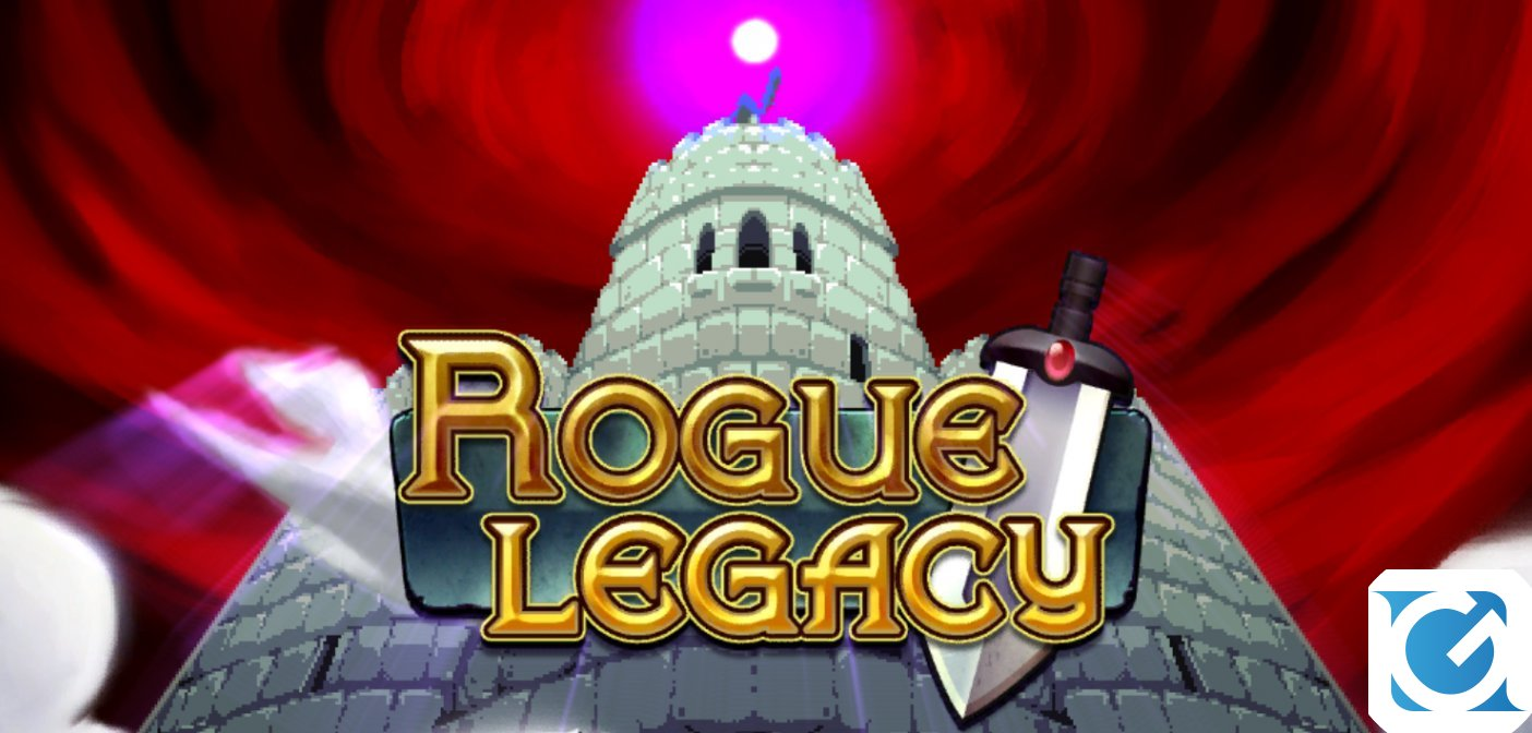 Rogue Legacy e Full Metal Furies arrivano su Switch il 6 novembre!