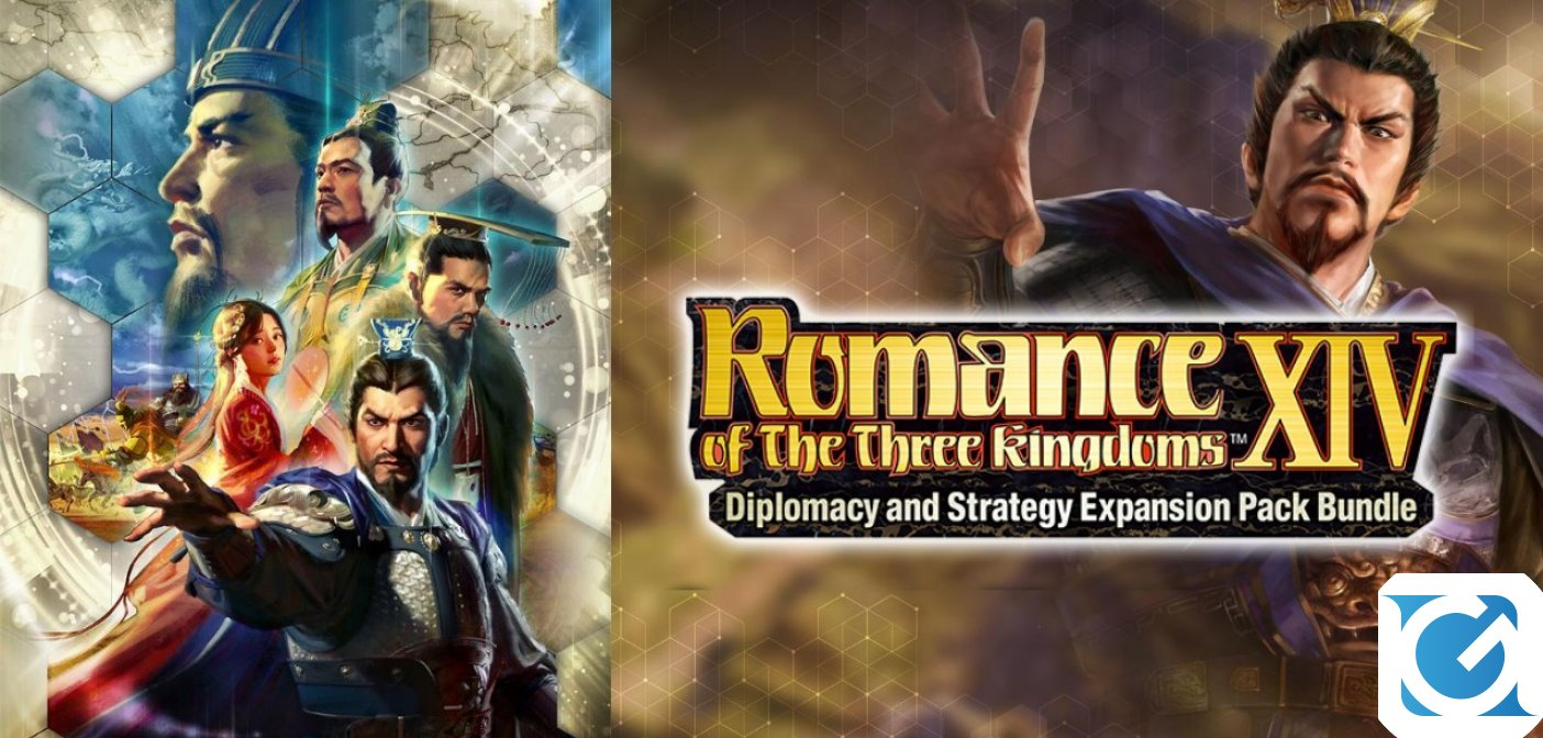 Romance of the Three Kingdoms XIV: Diplomacy and Strategy Expansion Pack introduce scenari classici tramite la modalità War Chronicles