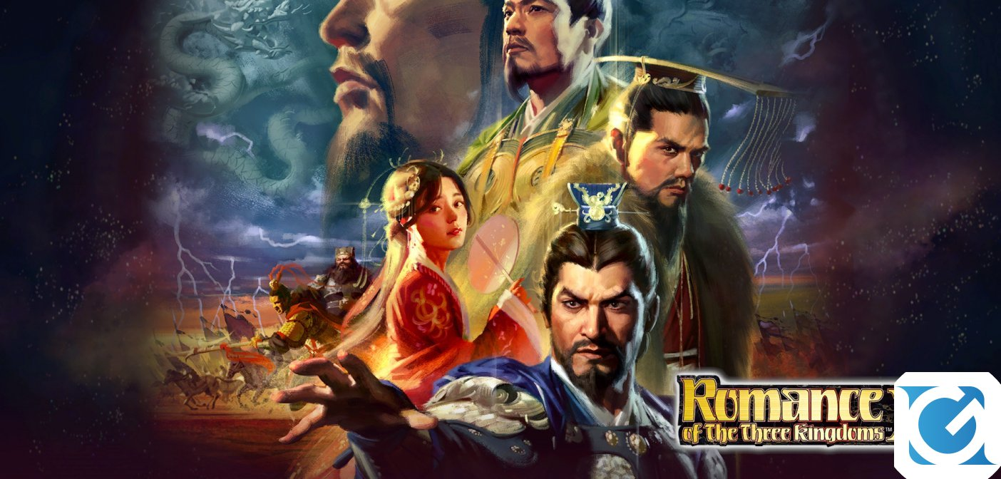 Romance of the Three Kingdoms XIV: Diplomacy and Strategy Expansion Pack presenta nuovi livelli strategici
