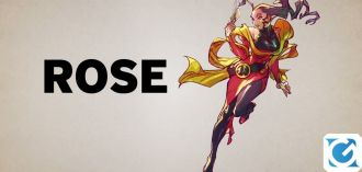 Rose è finalmente disponibile in Street Fighter V: Champion Edition