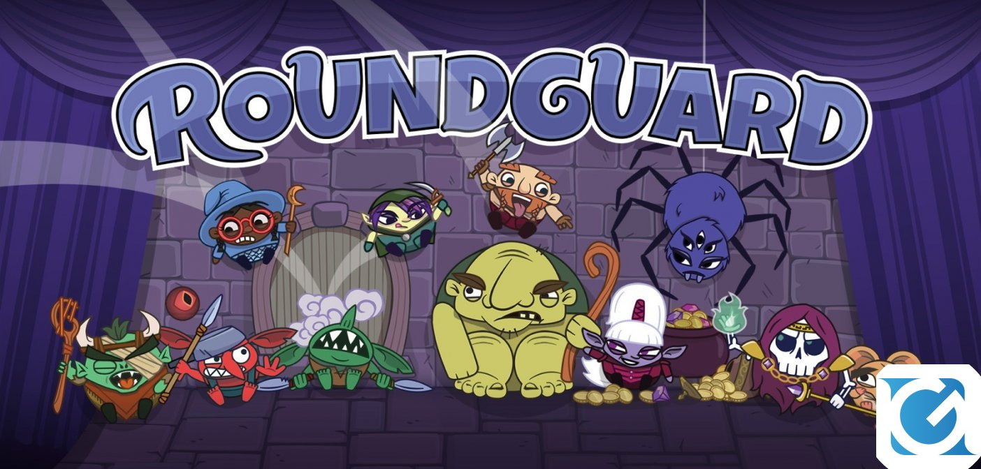 Roundguard è disponibile per Xbox One, Playstation 4 e Switch