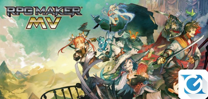 RPG Maker MV arriva in occidente grazie a NIS America e KADOKAWA CORPORATION