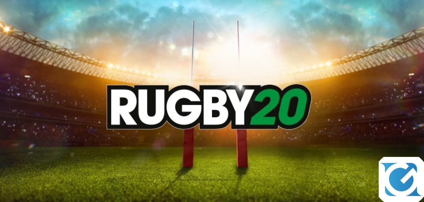 Rugby 20 entra in closed beta su Playstation 4 e XBOX One