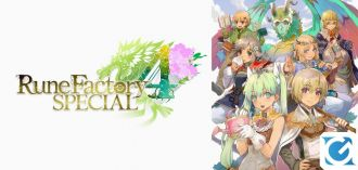 Rune Factory 4 Special è disponibile da oggi su Nintendo Switch