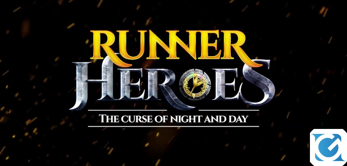 RUNNER HEROES: The Curse of Night and Day è disponibile in esclusiva PC
