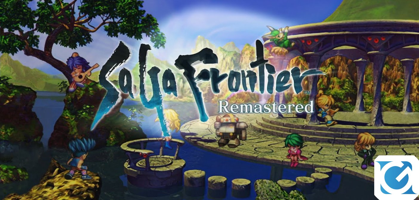 Saga Frontier torna questa estate con Saga Frontier Remastered