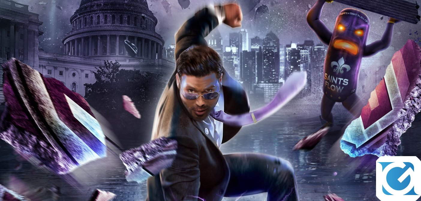 Saints Row IV - Re-Elected annunciato per Nintendo Switch