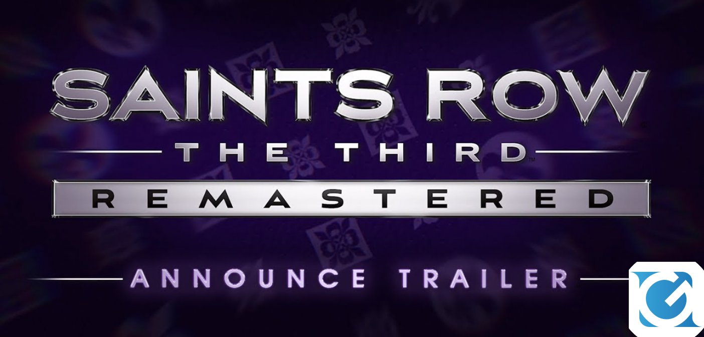 Saints Row The Third Remastered arriva a maggio su Playstation 4 e XBOX One