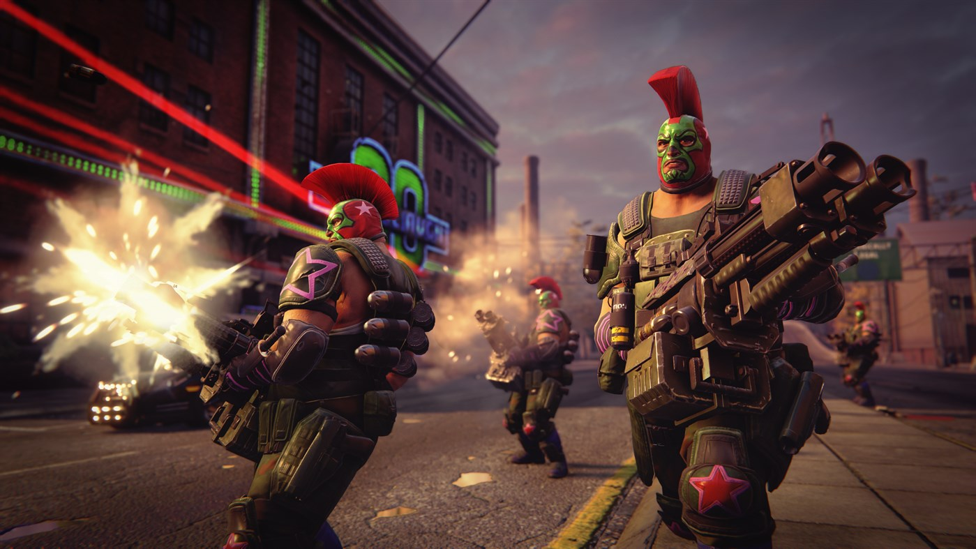 Saints Row The Third Remastered recensione