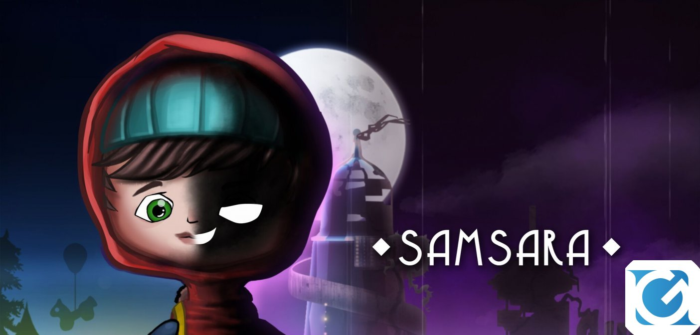 Samsara Deluxe è disponibile per Nintendo Switch