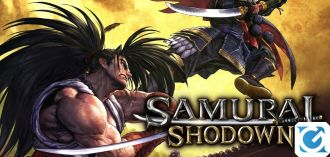 Samurai Shodown ha una data d'uscita su Switch