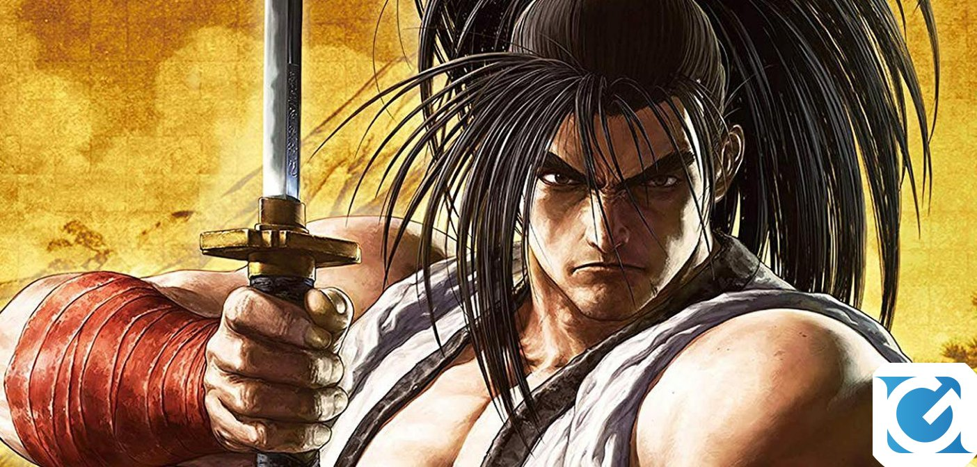 Samurai Shodown è disponibile per PS 4 e XBOX One