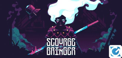 Recensione ScourgeBringer per Nintendo Switch - Celeste incontra Dead Cells