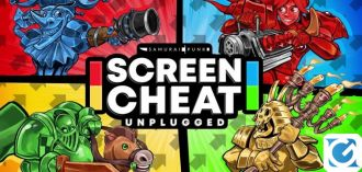 Screencheat: Unplugged arriva su Switch il 29 novembre