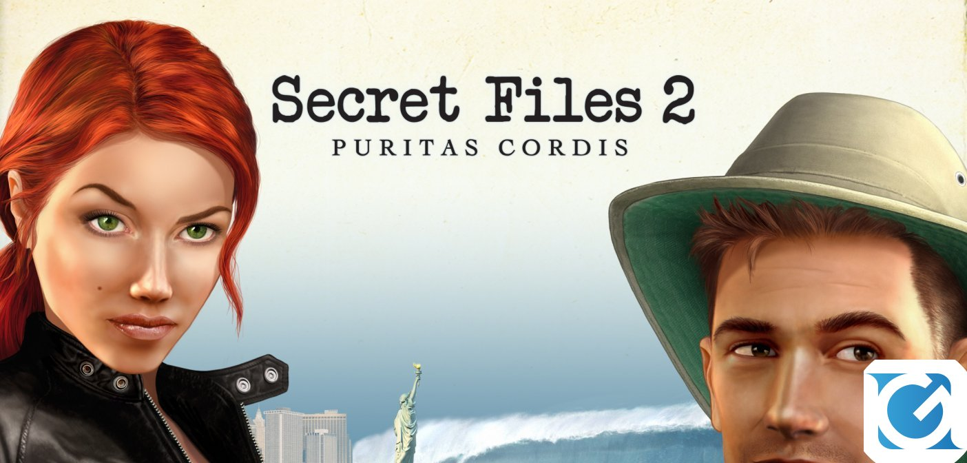 Secret Files 2 è disponibile su Nintendo Switch