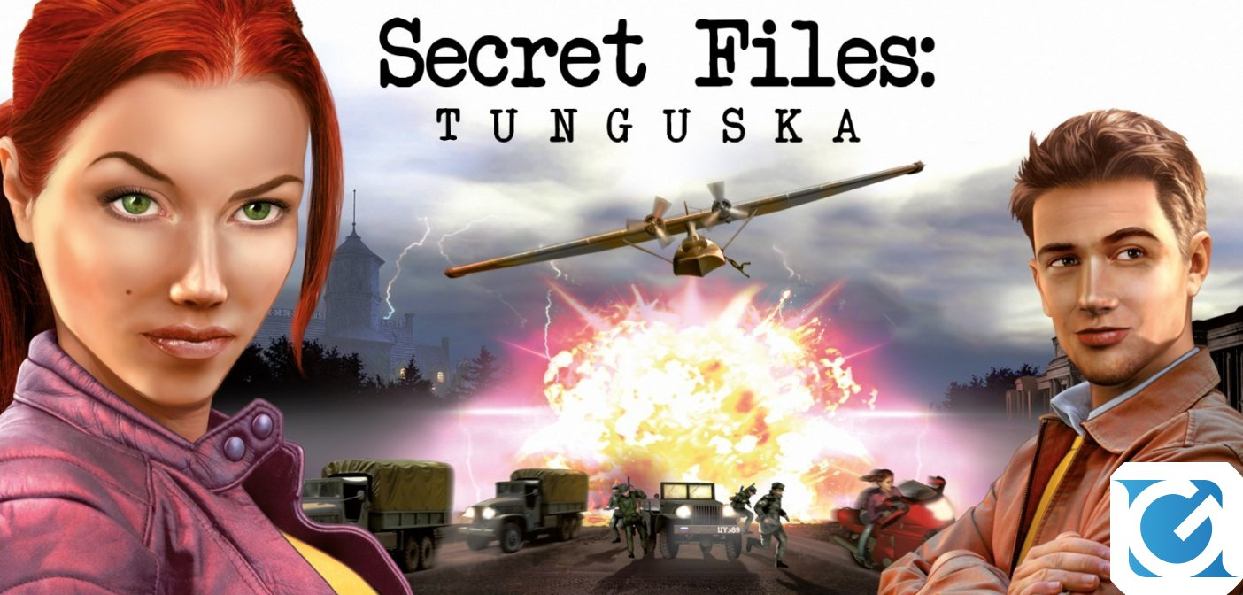 Secret Files Tunguska, disponibile, Deep Silver,