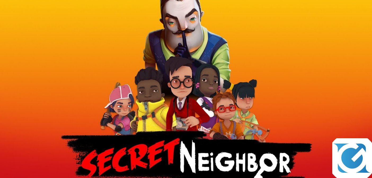 Secret Neighbor è disponibile su PC e XBOX One