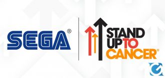 SEGA e Stand Up To Cancer insieme per una settimana di dirette per beneficenza