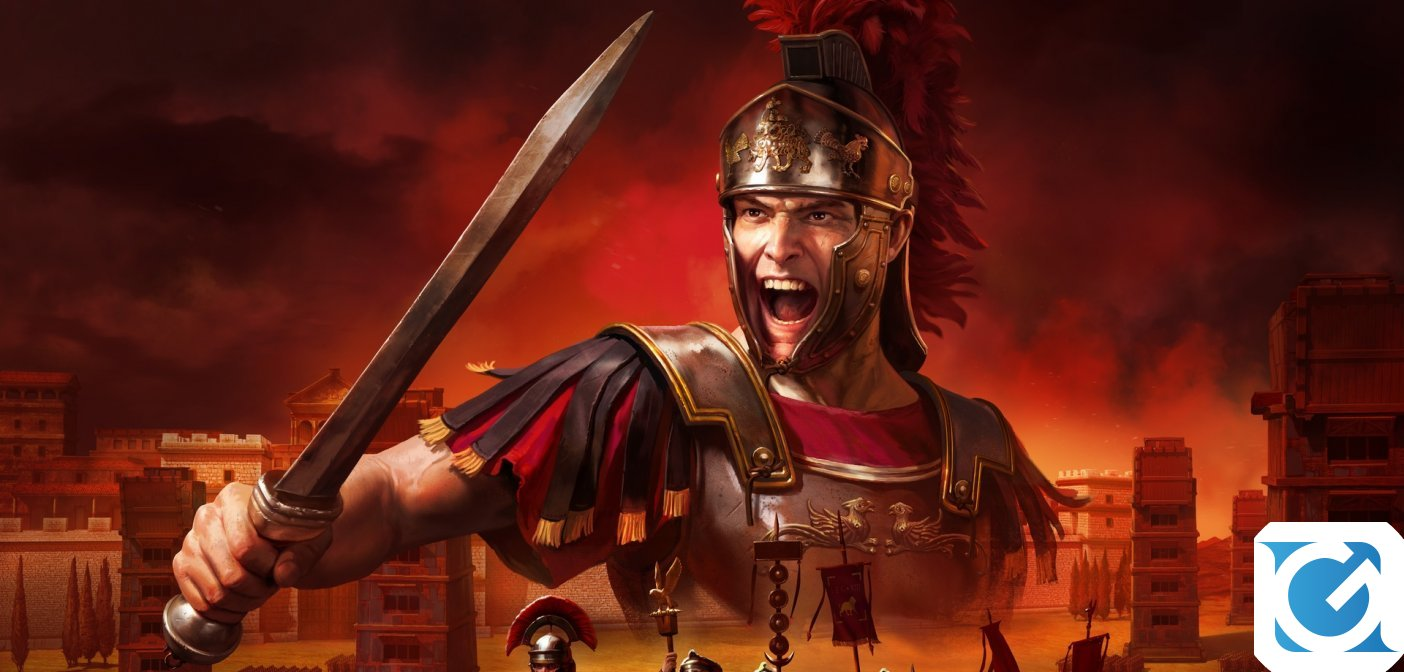 SEGA ha annunciato Total War: Rome Remastered
