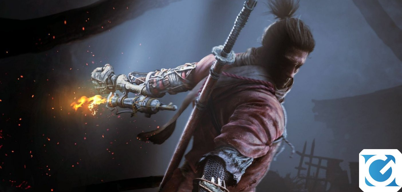Sekiro: Shadows Die Twice si mostra in un nuovo story trailer