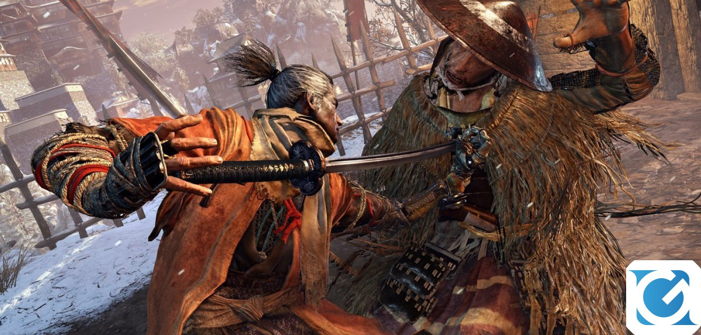 Nuovo trailer per Sekiro: Shadows Die Twice