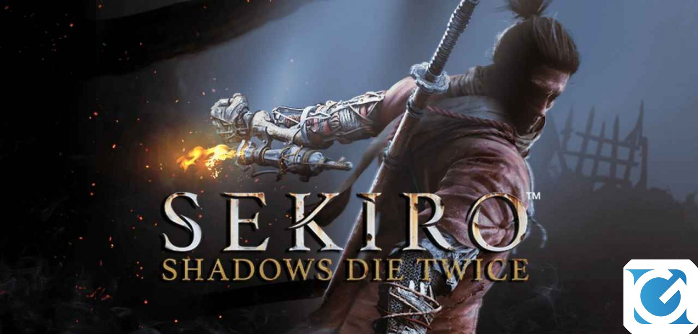 Sekiro: Shadows Die Twice è finalmente disponibile per PC e console