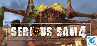 Serious Sam 4 è disponibile su PC e Google Stadia